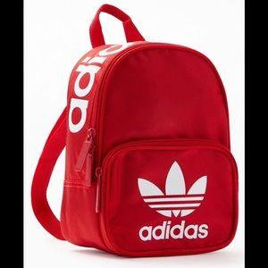 Adidas Scarlet Red Santiago Mini Backpack